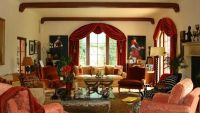Tuscan Colors for Living Room   PSardo Interiors   Re ...