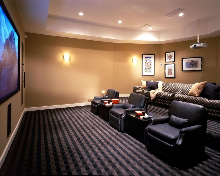 25+ best ideas about Media room design on Pinterest
