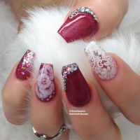 412 best images about 3d nails uas con tercera dimensin ...