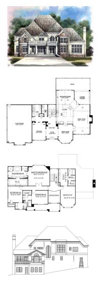 49 best images about Greek Revival House Plans on Pinterest