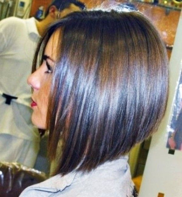 25 Best Ideas About Layered Angled Bobs On Pinterest Medium