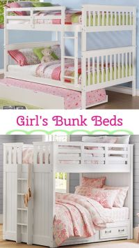 1000+ ideas about Bunk Beds For Girls on Pinterest | Girls ...