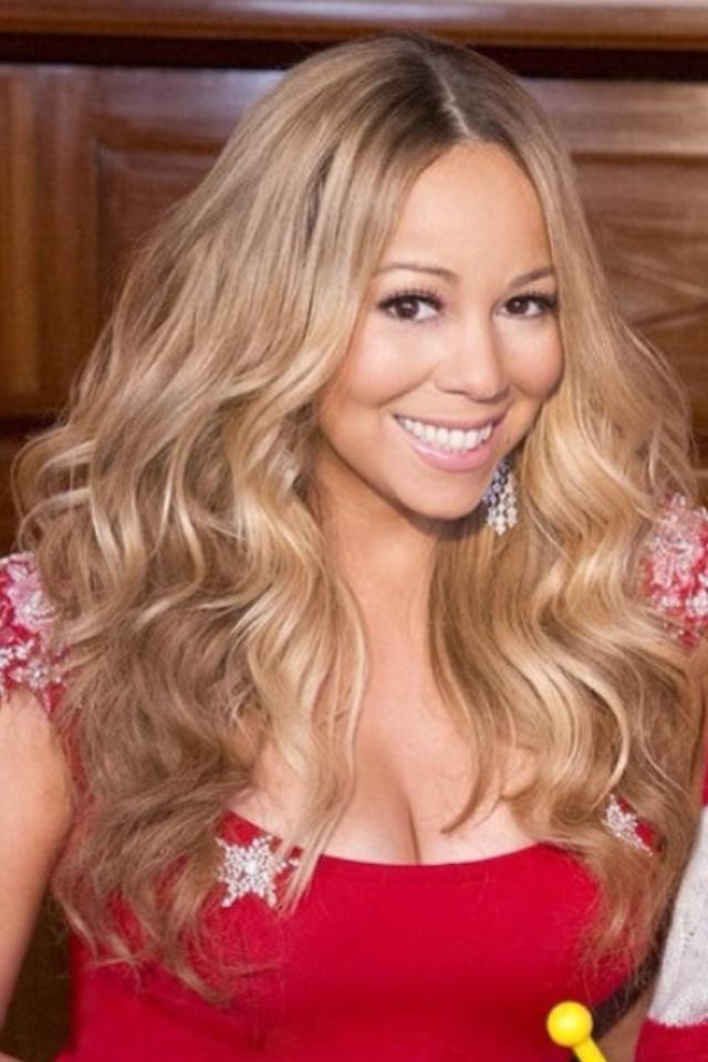 Mixed Girl Inspiration Maria W Blonde Hair Mariah Carey