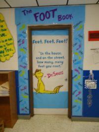 Dr Seuss Door Decorating Contest Ideas | Bookshelf ...