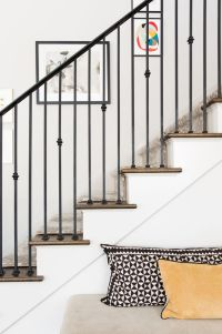 Baluster Ideas. Finest Railing Revivals Bhg Wrought Iron ...