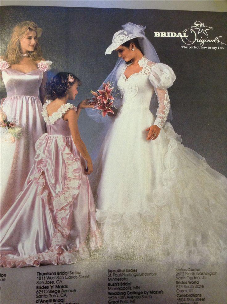 1000 Ideas About 1980s Wedding On Pinterest Unick