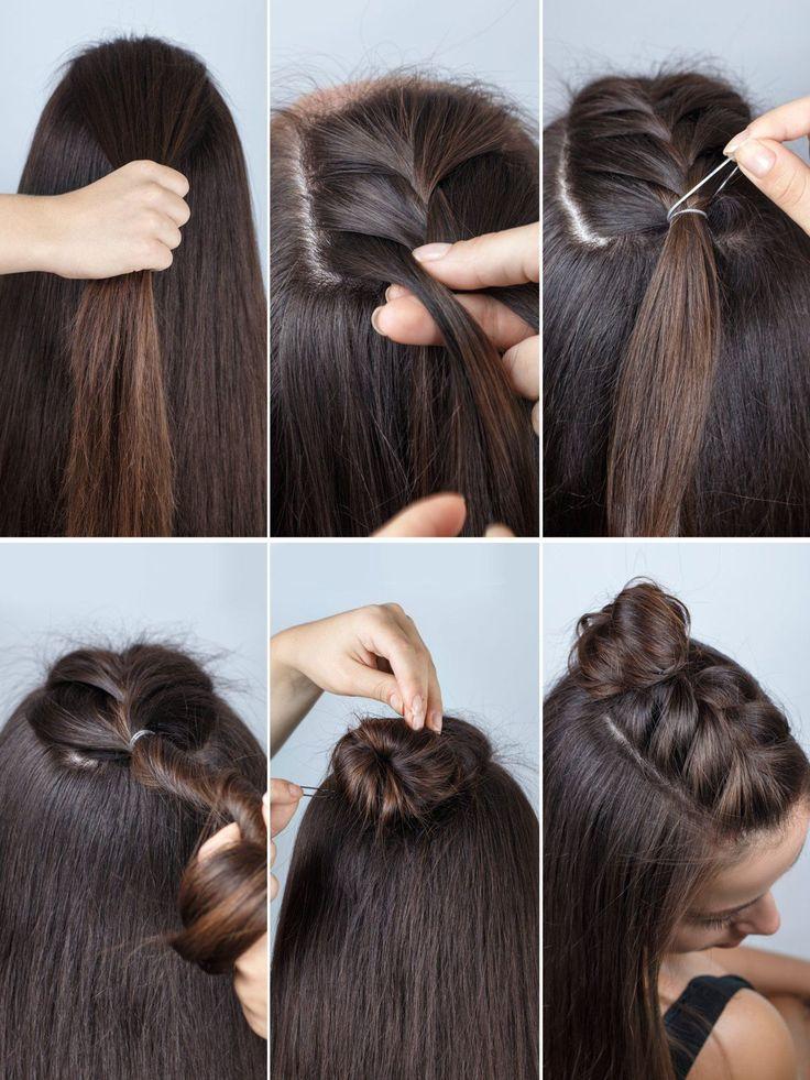 Les 388 Meilleures Images Du Tableau Haare U Frisuren Sur Pinterest