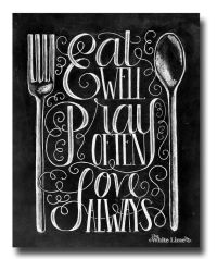 25+ best Kitchen quotes on Pinterest | Wall sayings ...