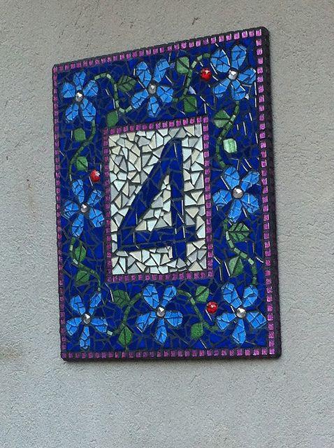 17 Meilleures Images à Propos De Crafts Mosaics House #'s Sur