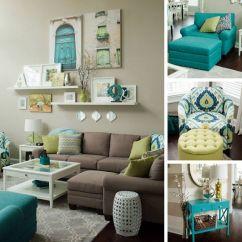 Colour Schemes For Living Rooms Green Room Trunk Coffee Table Turkuazın Büyüsü..   Yaz Evleri Pinterest Turquoise ...