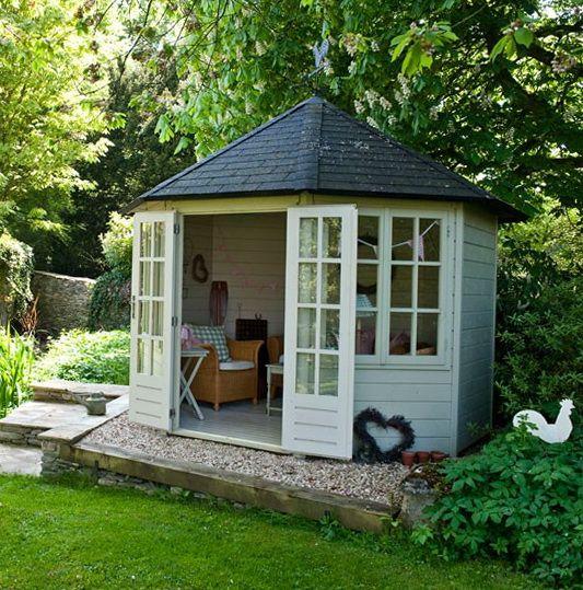 25 Best Summerhouse Ideas On Pinterest Shabby Chic Furniture Uk
