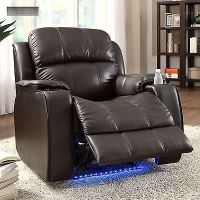 Power Massager Recliner Cup Holder Electric With Neon ...