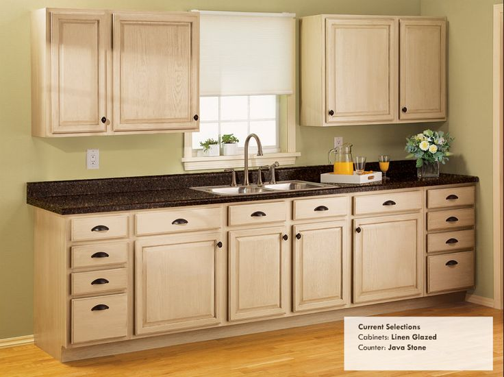 cheap kitchen knobs and pulls irish blessing rust-oleum linen glazed cabinets & java stone countertops ...