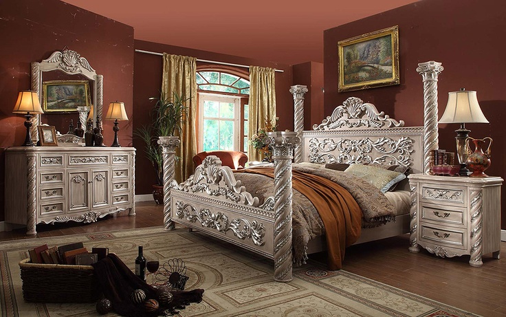 Victorian Bedroom Setsthis is beautiful but I would want
