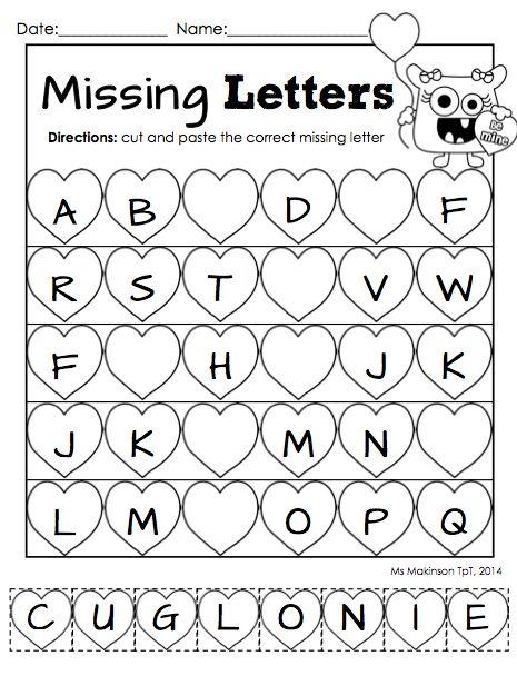 17 Best ideas about Alphabet Worksheets For Kindergarten
