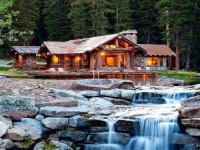 17 Best images about Houses with Waterfalls on Pinterest ...
