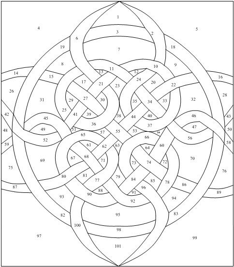 140 best images about Mandala Coloring Pages on Pinterest