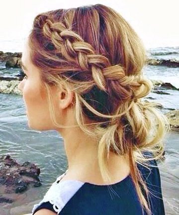 25 Best Ideas About Cute Lazy Hairstyles On Pinterest Lazy Hair