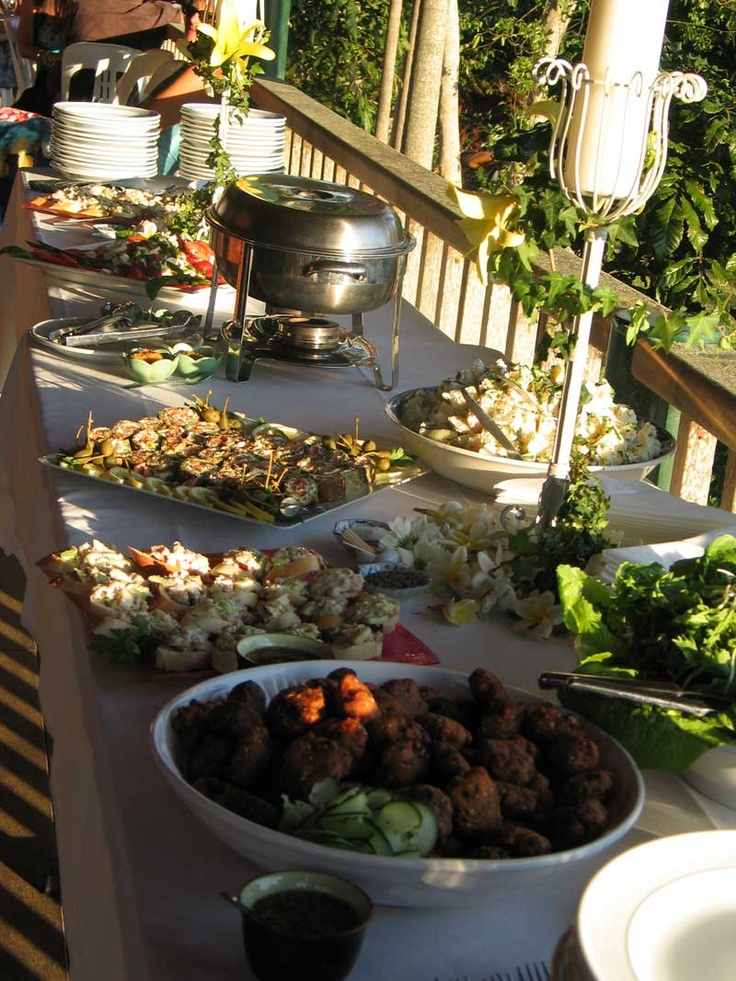 Easy Wedding Finger Foods  Weddings  Byron Bay Catering Company  Luscious Foods Byron Bay