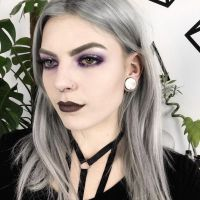 17 Best images about Silver Hair on Pinterest