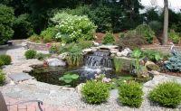 17 best images about Backyard Pond on Pinterest | Backyard ...