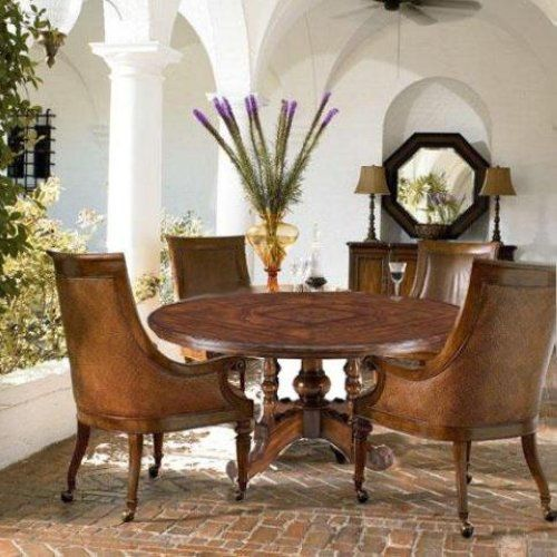 counter top kitchen table sets small round tables thomasville hemingway chairs for sale | ernest ...