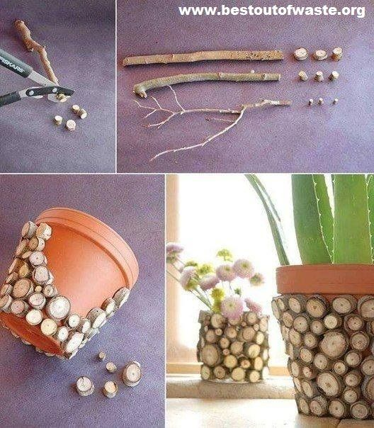 Home Decor Ideas From Recycled Materials Decor Home Plans Ideas