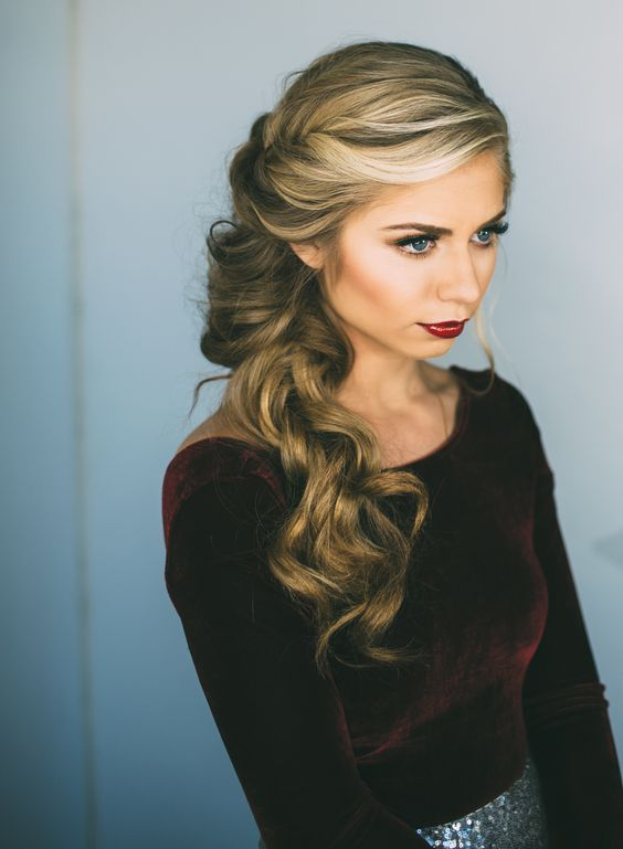 25 Best Ideas About Formal Hair On Pinterest Grad Hairstyles