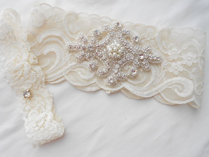 35 Best Images About Wedding Garters & Maternity Sashes On