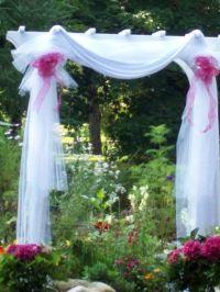 25+ best ideas about Wedding arch rental on Pinterest ...