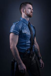 Do you have a gay fetish for leather, military wear and hot men in uniforms then check out the erotic male.