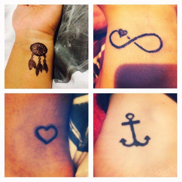 ideas sharpie tattoos