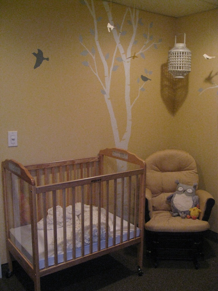 living room decorating ideas picture frames small bird-themed church nursery i designed | favorite places ...