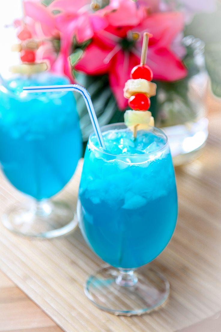 1000 Ideas About Blue Hawaiian Punch On Pinterest Blue