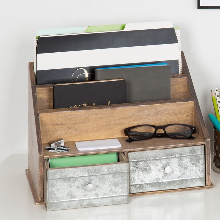 1000 ideas about Desktop File Organizer on Pinterest