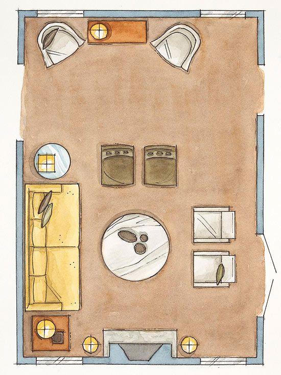 Best 25 Long Living Rooms ideas on Pinterest  Living