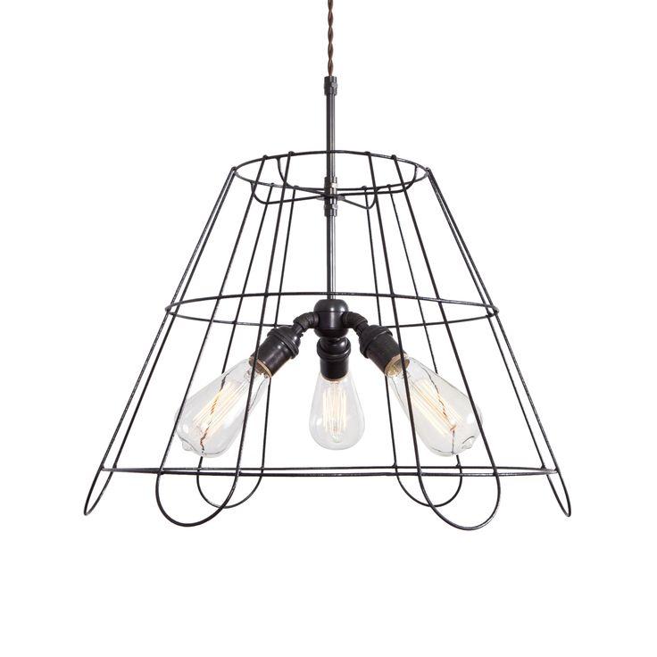 Best 25+ Lampshade chandelier ideas on Pinterest
