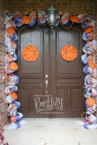17 Best images about Senior Night Ideas 4 {{Basketball ...