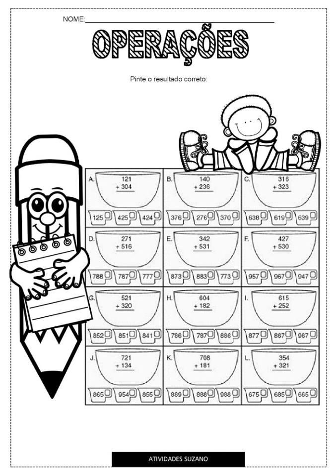 12 best Math worksheets images on Pinterest