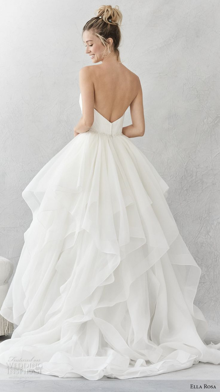 25 best ideas about Layered wedding dresses on Pinterest  Wedding dresses Spring wedding