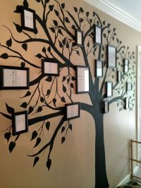 Family Tree Painted On Wall Pinterest | www.imgkid.com ...