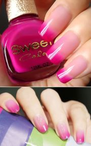 ideas pink ombre