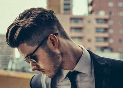The Classic Undercut Hair Hairstyles And Men's Haircuts