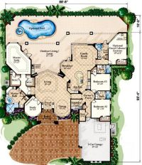 Best 25+ Mediterranean house plans ideas on Pinterest