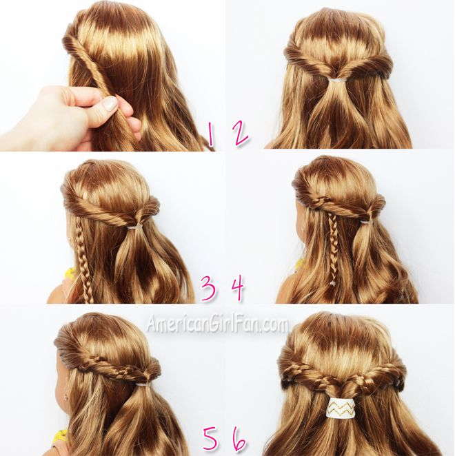 Top 25 best Doll Hairstyles ideas on Pinterest  Ag doll