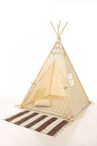 25+ best ideas about Kids Teepee Tent on Pinterest ...