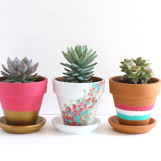 25 Best Ideas About Painted Flower Pots On Pinterest Painting