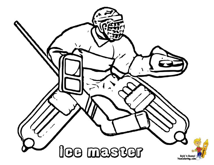 30 best images about Stone Cold Hockey Coloring Pages on