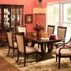 Kitchen Hutch Furniture Plans Elise 7-pc. Dining Set | Sets Raymour And ...