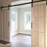 25+ best ideas about Glass Barn Doors on Pinterest | Barn ...